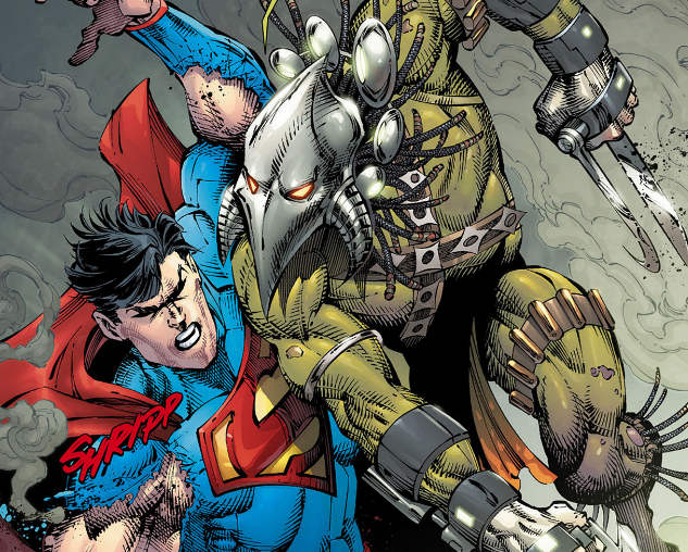 I Ain't Got Time to Bleed — Superman #11 Review