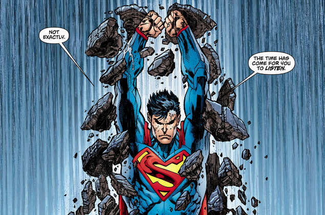 Super Issues — Superman #10 Review