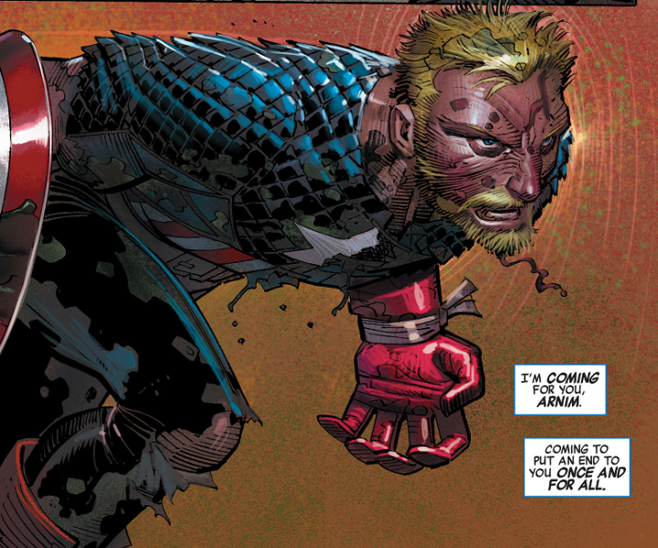 [Comic Review] The Dark Before the Dawn — Captain America#6
