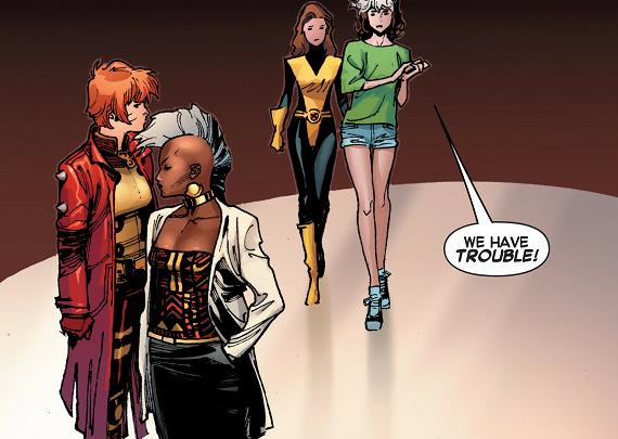 A Woman's Job — X-Men #1Review