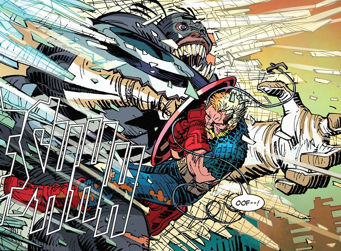Go Father Figure — Captain America #7Review