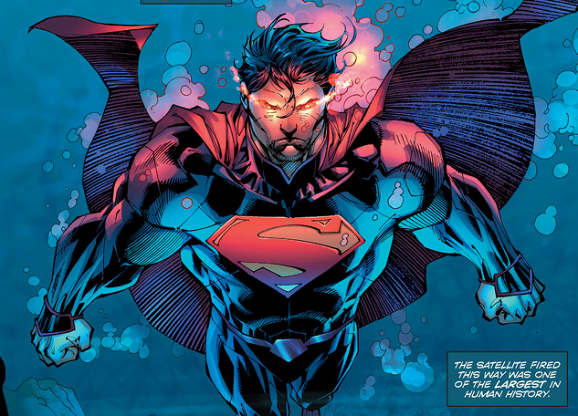 Free to Fly — Superman Unchained #1 Review