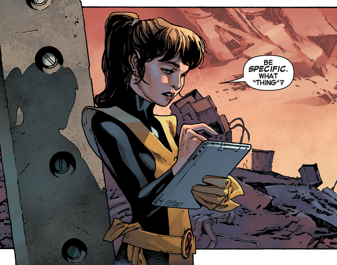 Threat Level Omega — X-Men #2 Review
