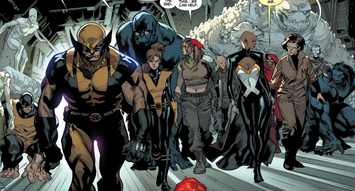 All-New X-Men #16 Review