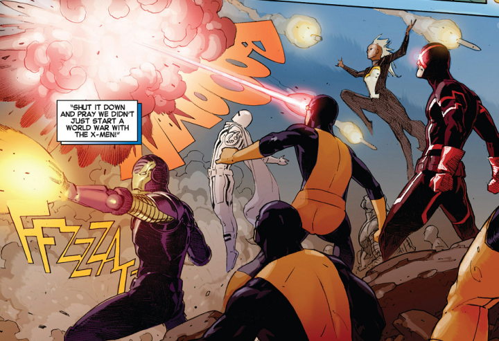 Time for Change — Battle of the Atom #2Review
