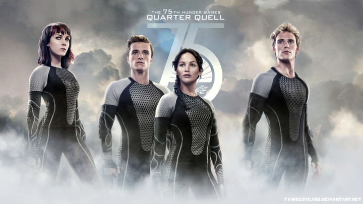 Crash and Burn — The Hunger Games: Catching FireReview