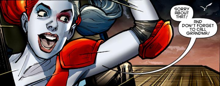 [Comic Review] Dr. Quinn, Bad Medicine Woman — Harley Quinn#4