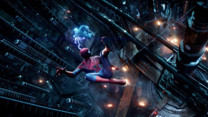 Tangled Web — The Amazing Spider-Man 2Review