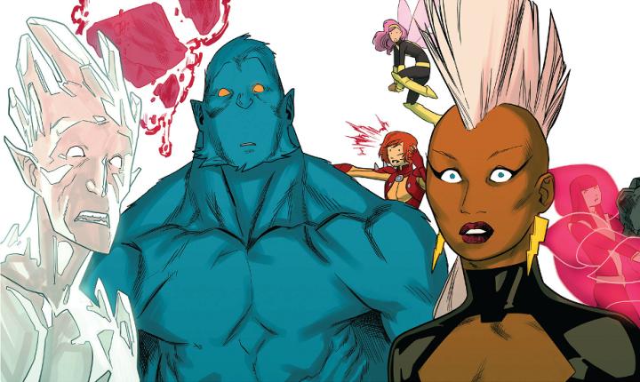 [Comic Review] Heir Apparent — Uncanny X-Men#23
