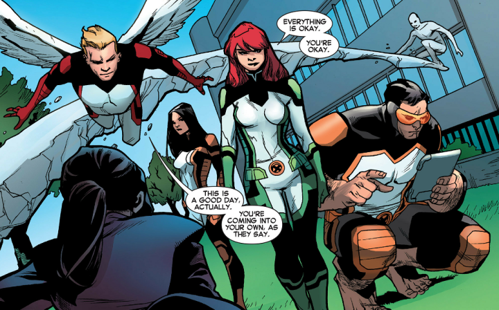[Comic Review] Ultimate Multiverse — All-New X-Men #31