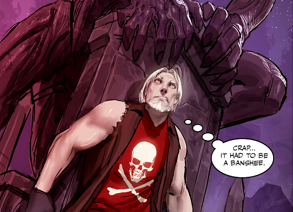 [Comic Review] Death Becomes Her — Death Vigil #1