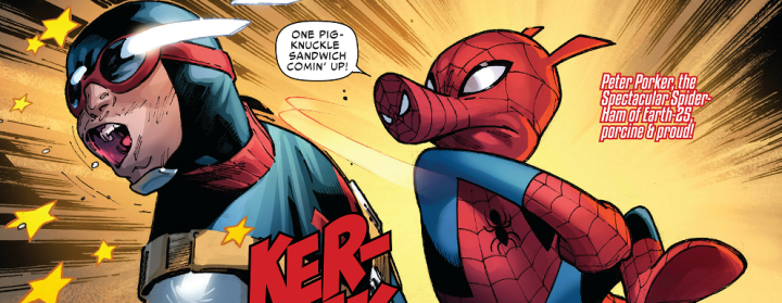 [Comic Review] Spider-Totems, Assemble! — The Amazing Spider-Man #9