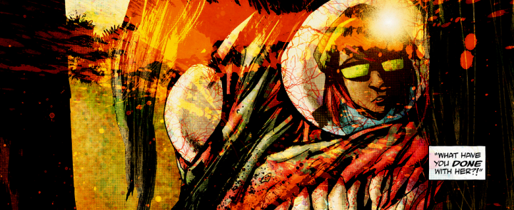 [Comic Review] Eye Sore — Wytches#2
