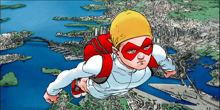 [Comic Review] The Incredibles — Jupiter's Legacy #4