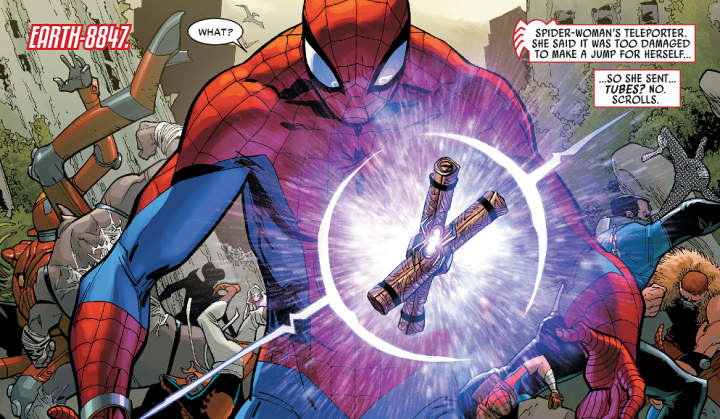 [Comic Review] Bring in the Big Guns — The Amazing Spider-Man #12