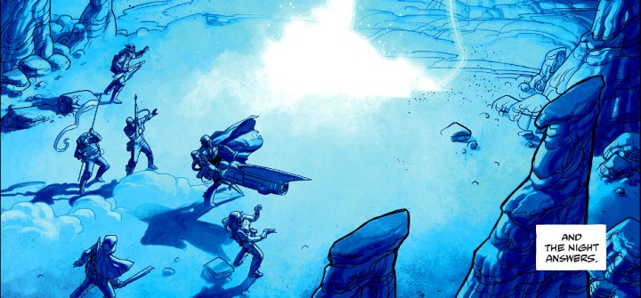 [Comic Review] Sing the Body Electric — Drifter#2