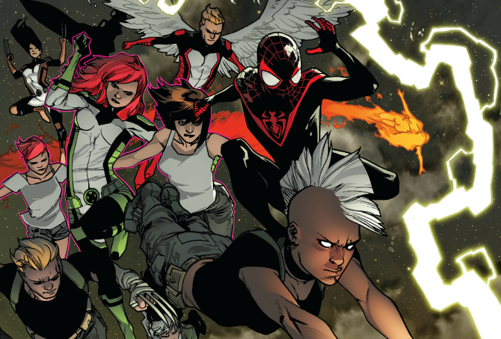 [Comic Review] Doomed — All-New X-Men #35