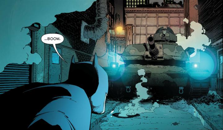 [Comic Review] Original Jokester — Batman#38