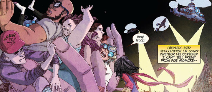 [Comic Review] Energeneration — Ms. Marvel #10