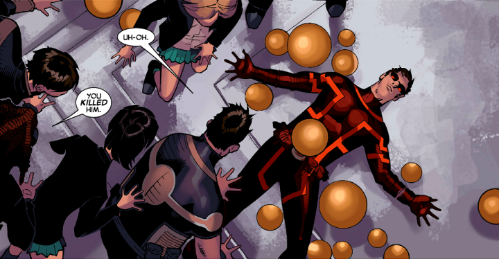 [Comic Review] Revolution — Uncanny X-Men #32