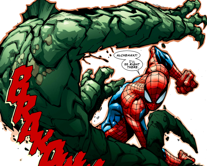 [Comic Review] Normal Life — The Amazing Spider-Man #16