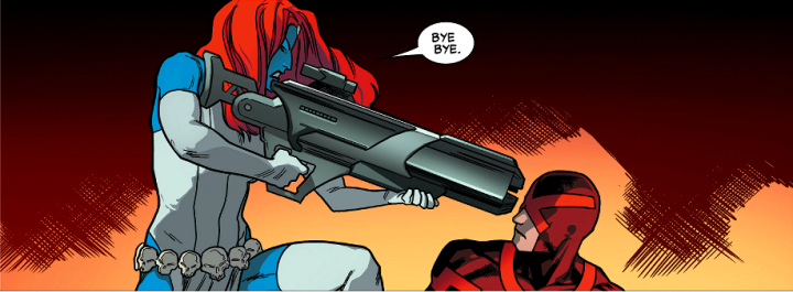 [Comic Review] Mind Boggle — Uncanny X-Men #34