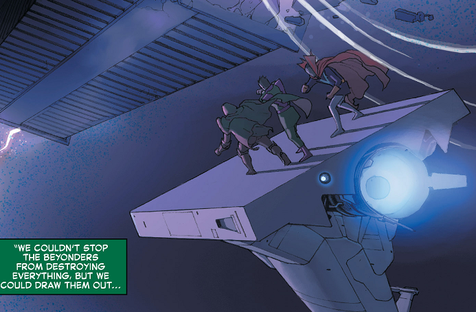 [Comic Review] And Now It's Time For Breakdown — Secret Wars#5