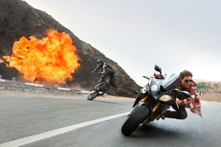 [Movie Review] Mirror Match — Mission Impossible: Rogue Agent