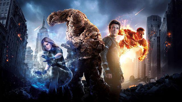 Fantastic Four (2015)Review