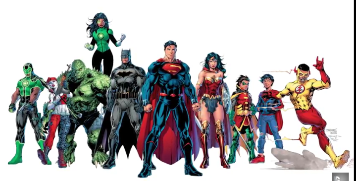 Everything I Know About DC Rebirth
