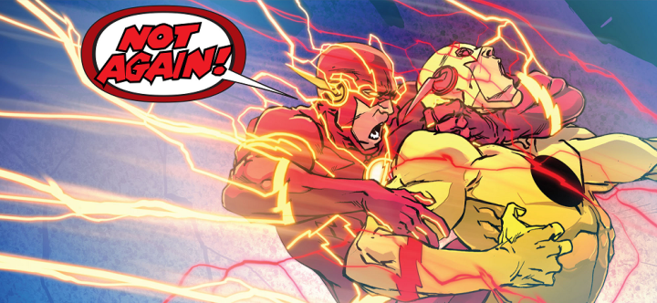 Flash: Rebirth #1 Review