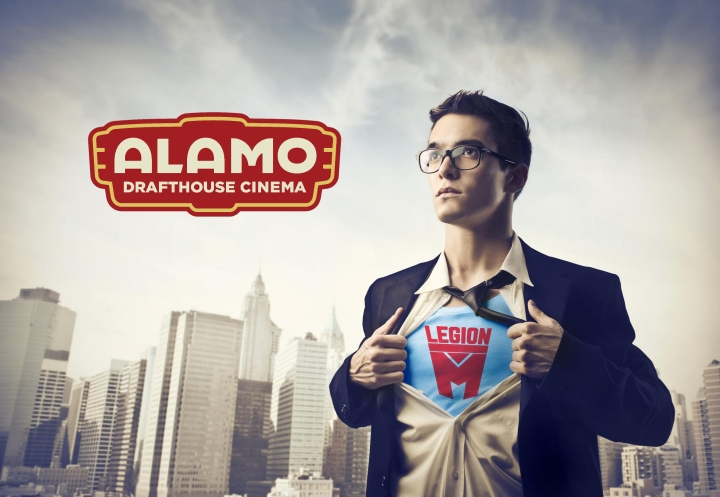 Legion M Teams Up with AlamoDrafthouse