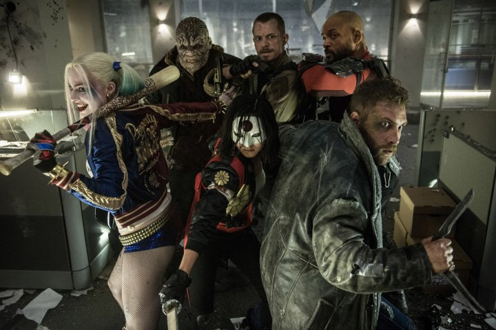 #NotSquadGoals — Suicide Squad Review