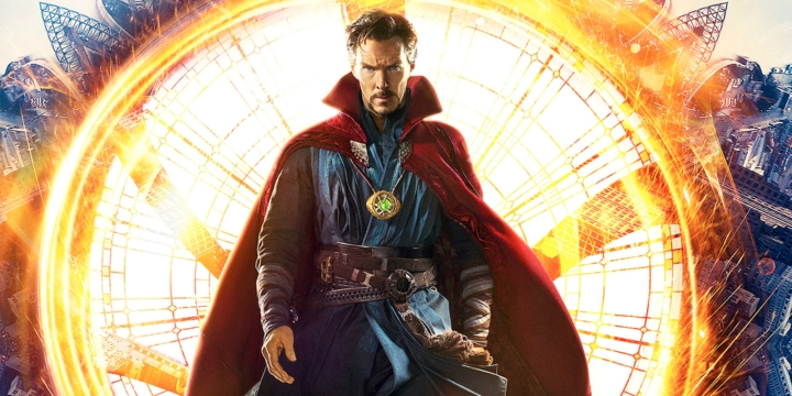Full Rotation — Doctor Strange Review