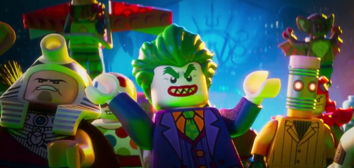 Family Matters — The LEGO Batman Movie Review