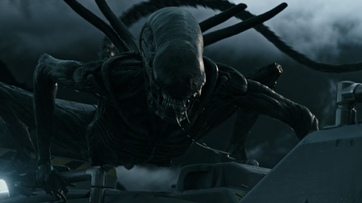 Diet Alien — Alien: Covenant Review