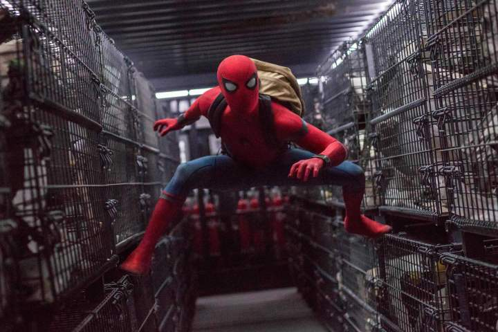 Welcome Back — Spider-Man: Homecoming Review