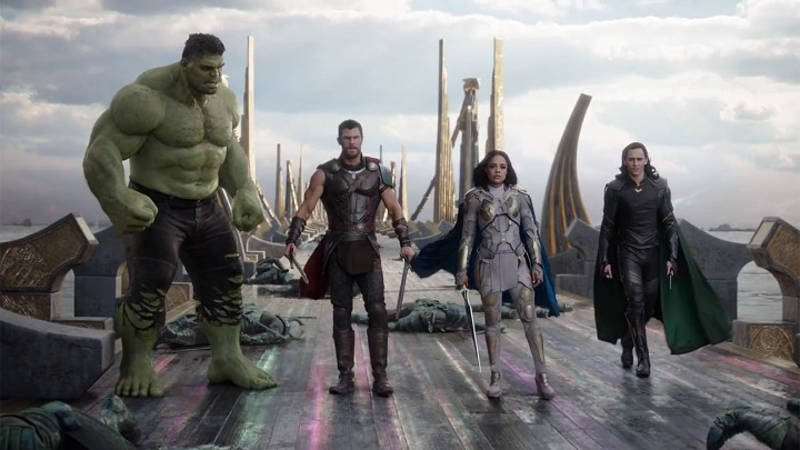 Heavy Metal — Thor: Ragnarok Review