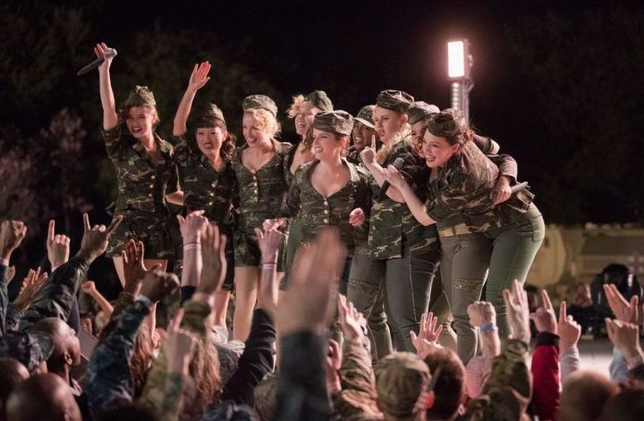 Off-Key — Pitch Perfect 3Review