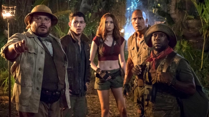 We Got Fun and Games — Jumanji: Welcome to the Jungle Review
